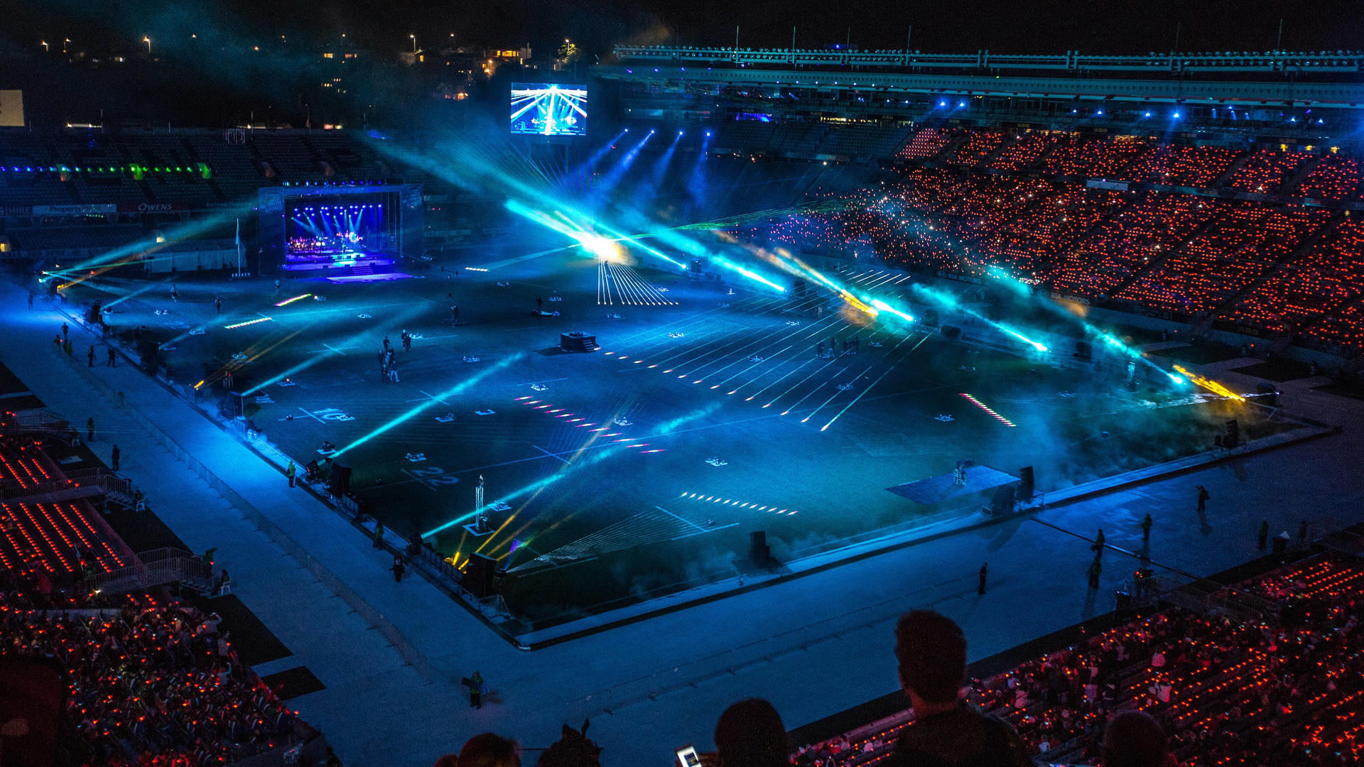 World Masters Games Opening – Eden Park