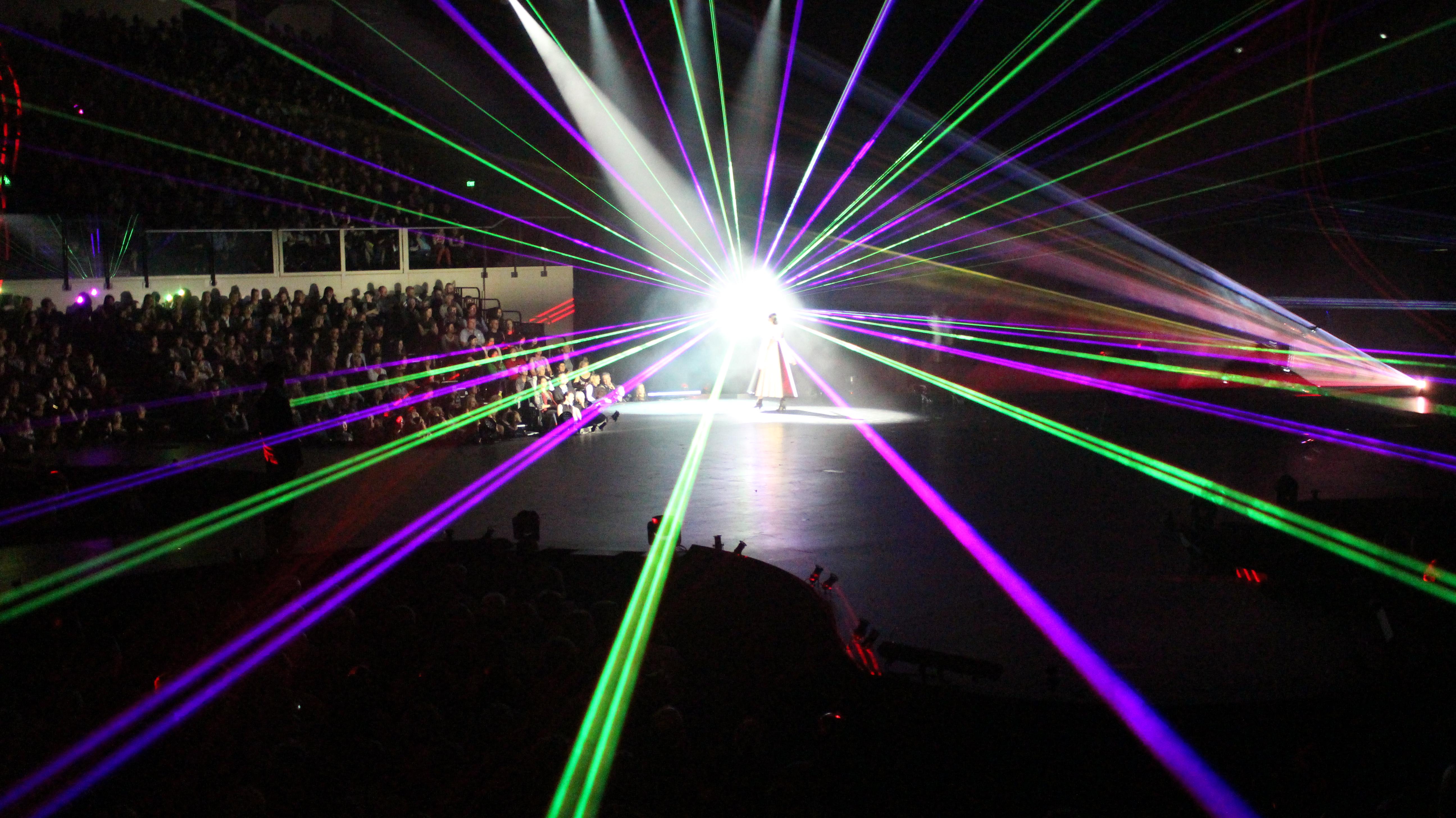 Wearable Arts Awards WOW – TSB Arena Wellington