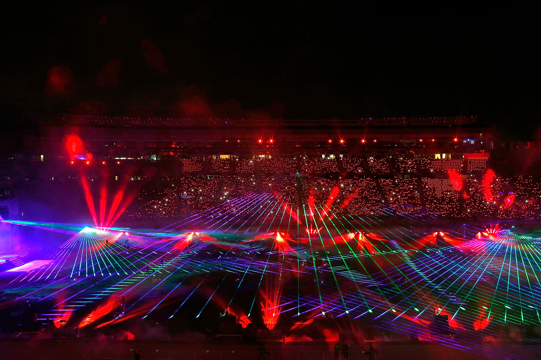 World Masters Games Opening – Eden Park
